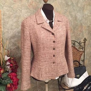 Jones New York 🌹stunning suit jacket coat blazer